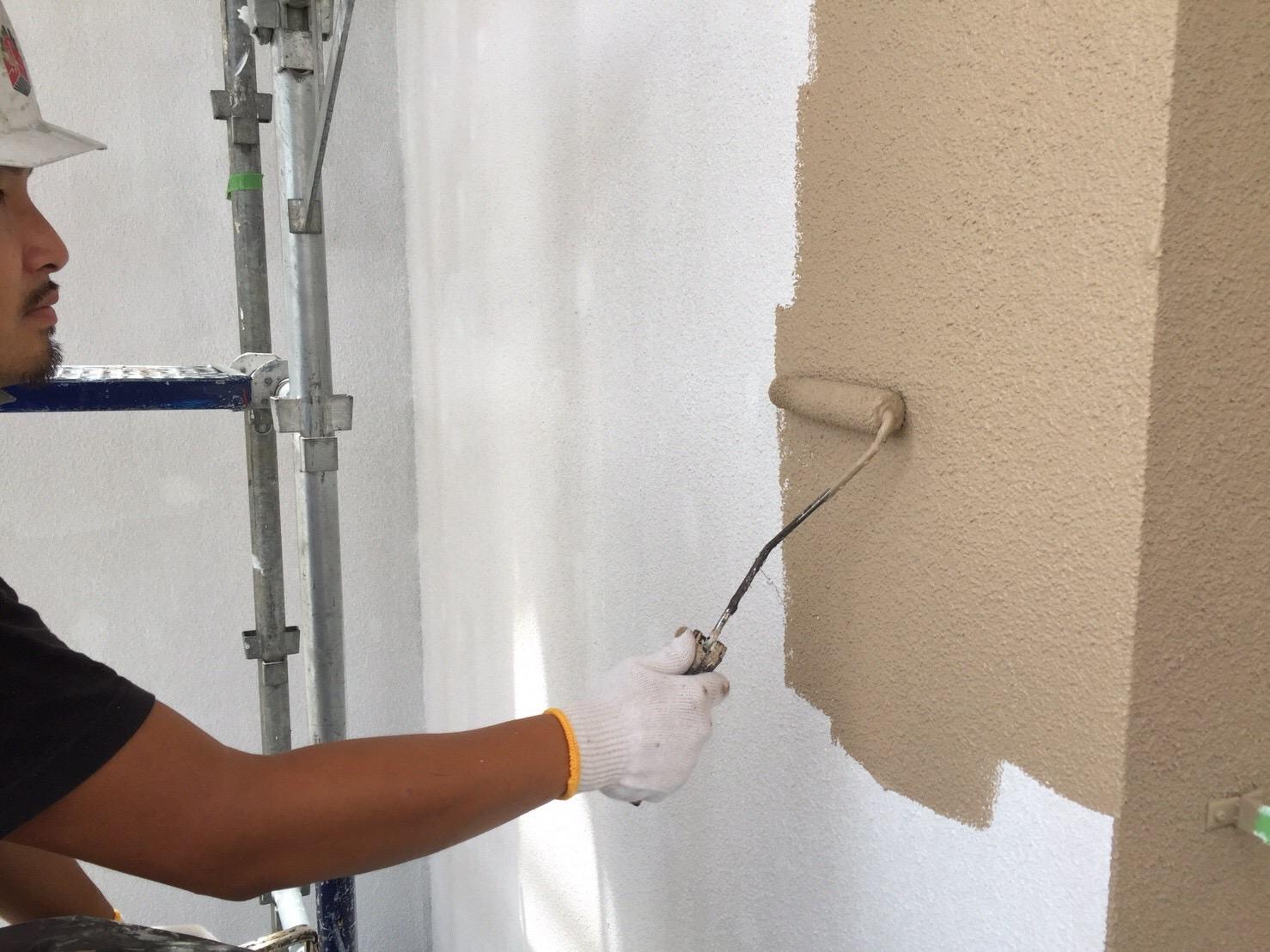 屋根塗装 外壁塗装 塗装工事事例 某教会
