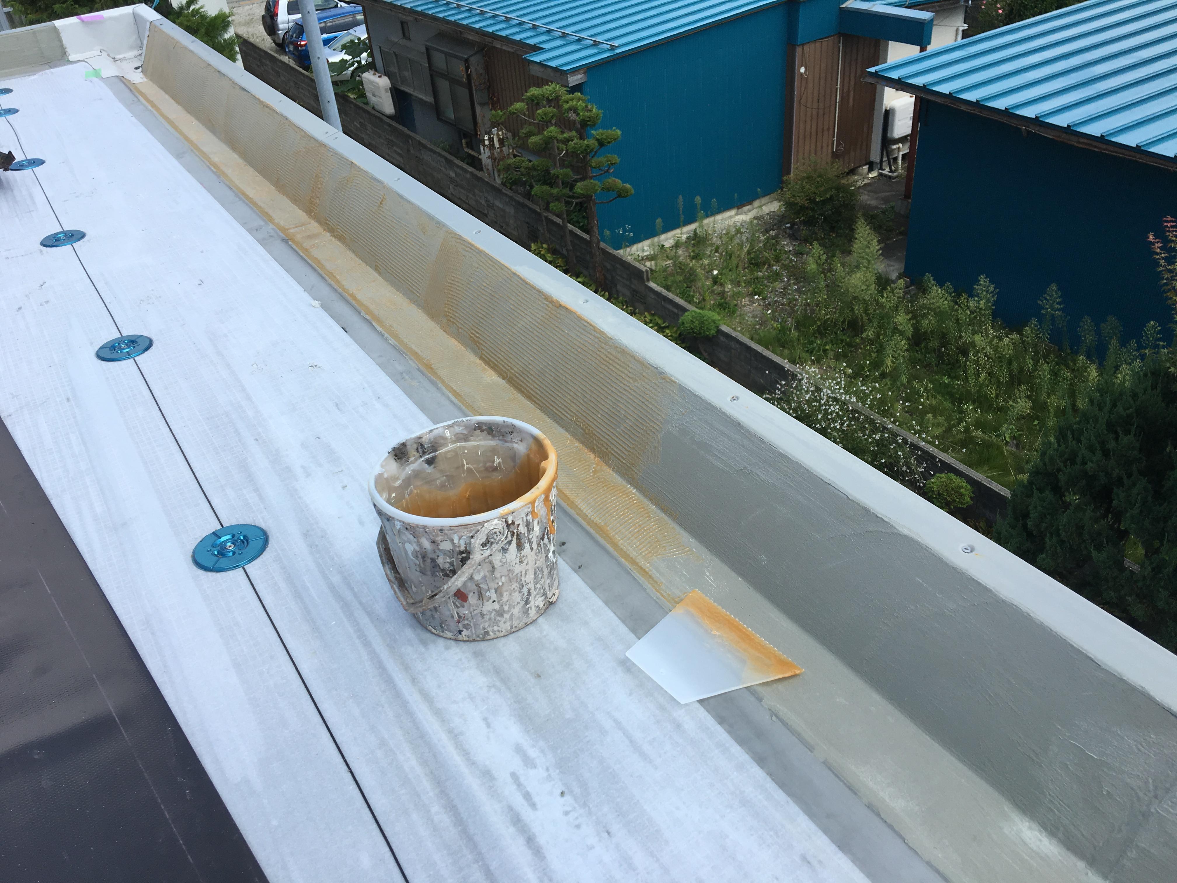 セキスイハイム 屋上 防水