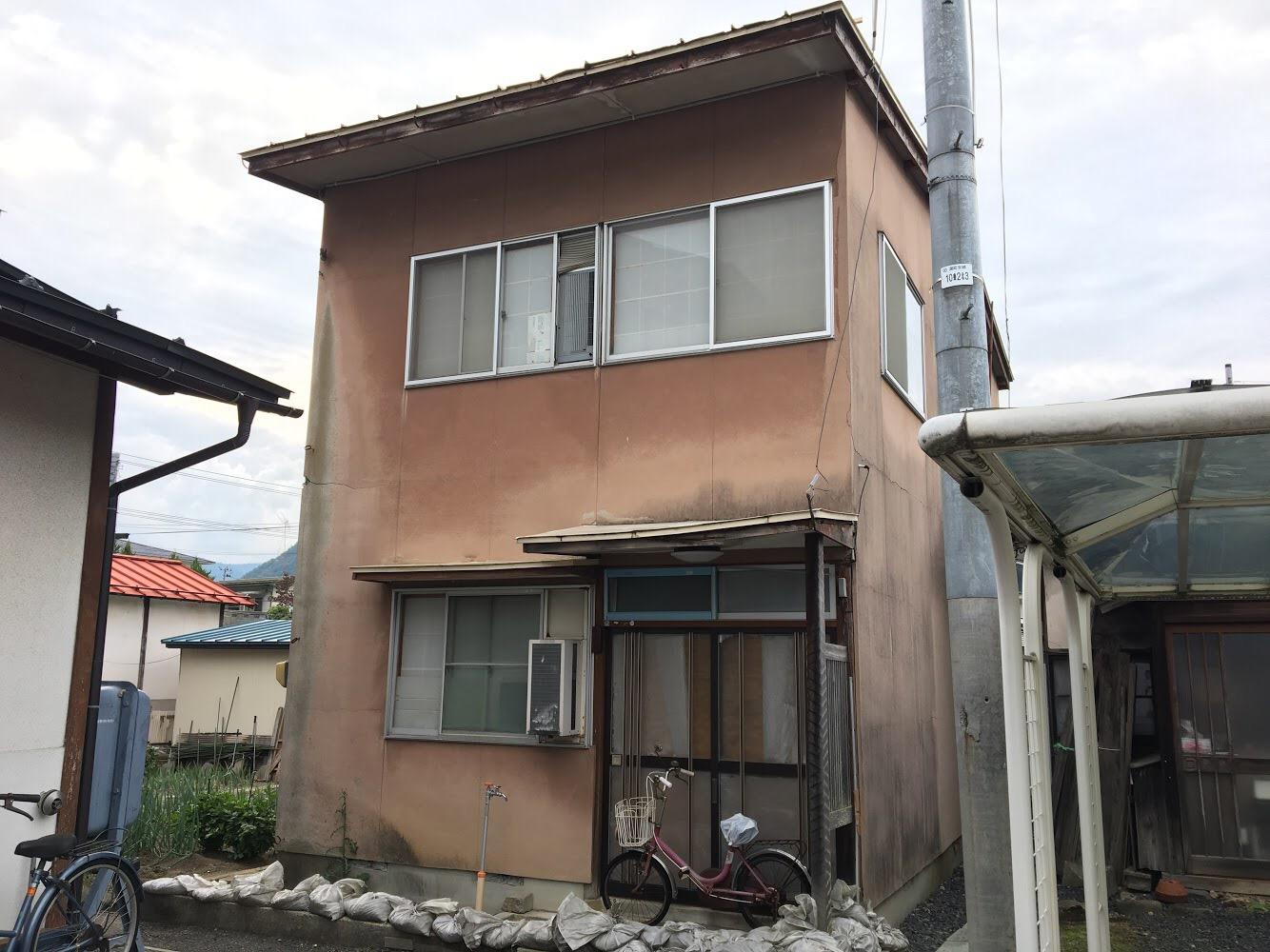築46年 木造住宅外装リフォーム 外壁工事 | 雨漏り修理・外壁工事の雨ん防