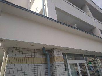 テナント外壁補修