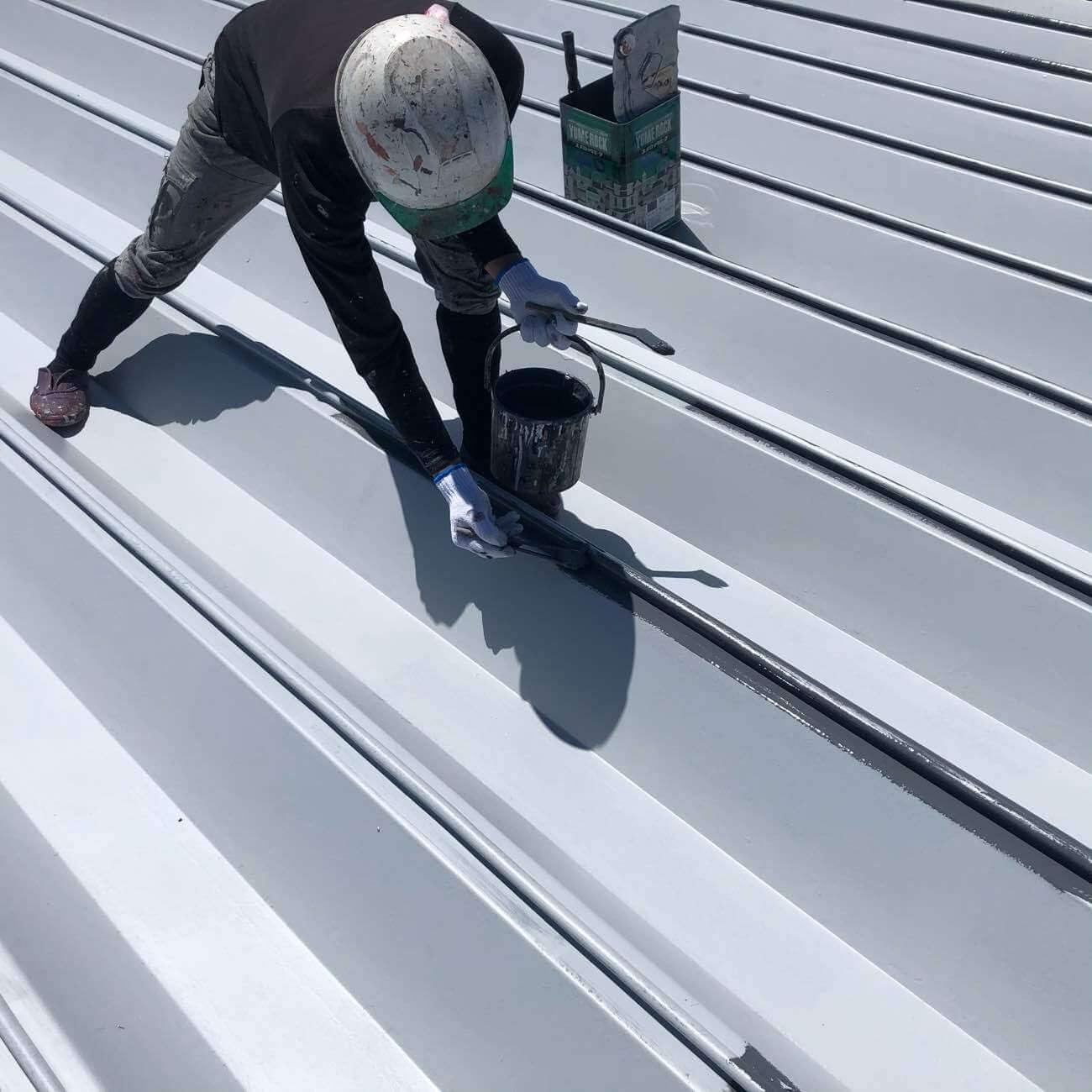 マンション屋根工事